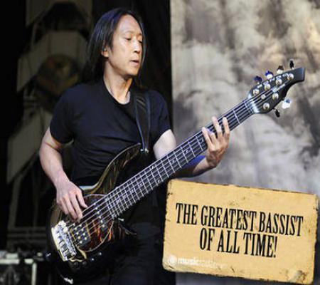 John Myung je najlepší basgitarista