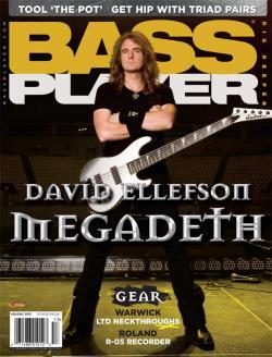 Vyšlo nové prázdninové číslo Bass Player