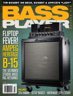 Nové číslo Bass Player Marec 2011